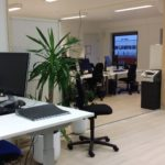 Move to new office.